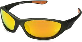 Body Glove Vapor 22 Polarized Wrap Sunglasses