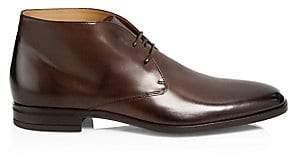 HUGO BOSS Men's Kensington Leather Desert Boot