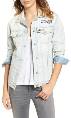 Women's Rails Knox - St. Tropez Denim Jacket $285 thestylecure.com