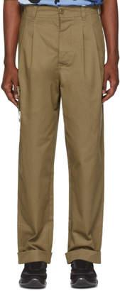 032c Beige BMC Cargo Pants