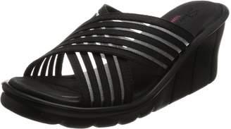 e08d6c893dd3 at Amazon Canada · Skechers Cali Women s Promenade Easy Go Wedge Sandal