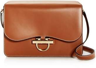 Salvatore Ferragamo Joanne Classic Leather Shoulder Bag 1a7051b0d47b5