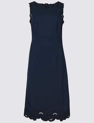 Marks and Spencer Embroidered Shift Dress