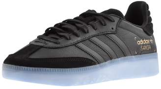 best loved 0df9d 3ccd7 adidas Samba RM Trainers Black