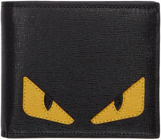Fendi Black Bag Bugs Wallet $450 thestylecure.com