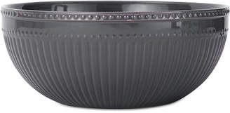 Mikasa Italian Countryside Graphite Vegetable Bowl, Created for Macy's