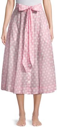 Lisa Marie Fernandez Polka Dot Skirt