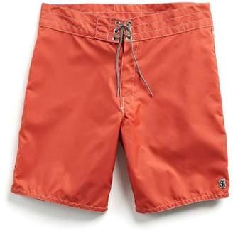 Todd Snyder Birdwell Beach Britches for Exclusive Birdwell Contrast Pocket 311 Board Shorts in Orange