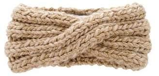 Eugenia Kim Metallic Knit Headband