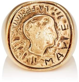 Mayle Maison Women's Grande Dame Signet Ring