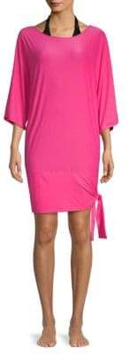 MICHAEL Michael Kors Tied Cover-Up Dress