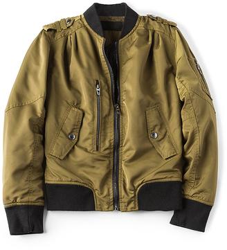BLANKNYC Bomber Jacket $98 thestylecure.com