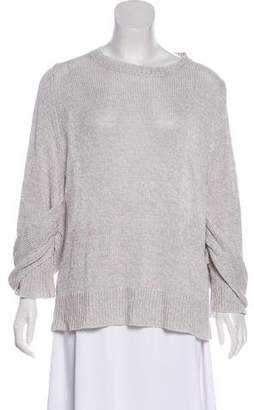 Brochu Walker Knit Long Sleeve Sweater