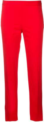 Alberto Biani mid-rise cropped trousers