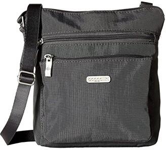 Baggallini Crossbody Bag w/ RFID Wristlet