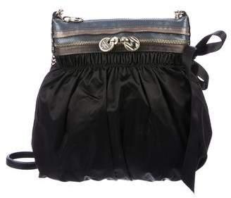 Henri Bendel Satin Crossbody Bag