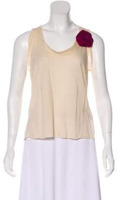 Alexis Sleeveless Knit Top