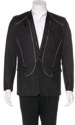 Christian Dior Wool Mesh Blazer