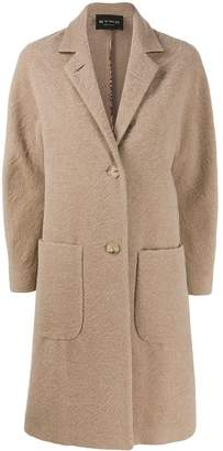 Etro textured wool coat