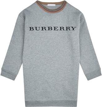 Burberry Logo Sweater Dress