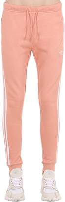adidas TREFOIL LOGO COTTON TRACK PANTS