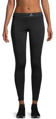 adidas by Stella McCartney Stretch Logo Active Leggings