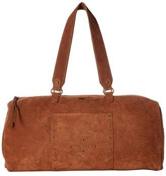 Roxy Aqua Blue Water Weekender Bag Weekender/Overnight Luggage