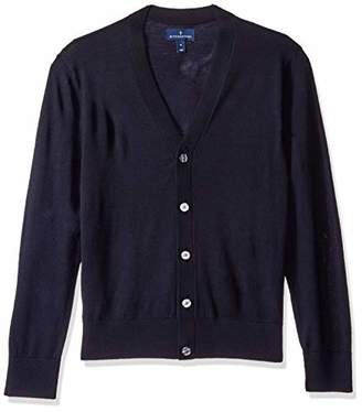 Buttoned Down Men's Italian Merino Wool Cardigan X-Large