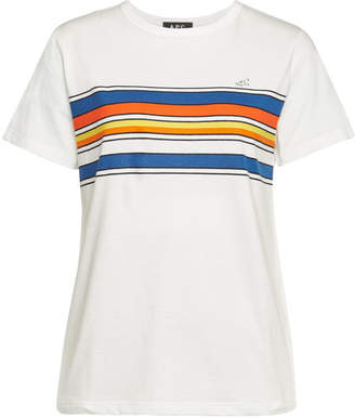 A.P.C. Cotton Piano T-Shirt