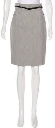 T Tahari Knee-Length Pencil Skirt