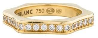 Montblanc 18K Diamond 4810 Narrow Band