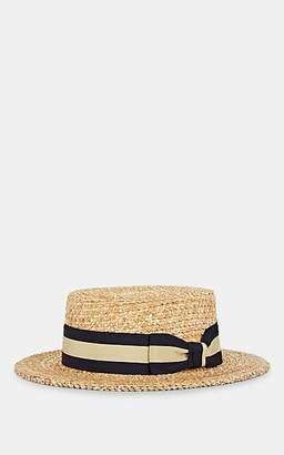 a7a1ee4e426 Lock   Co Hatters Men s Barbershop Boater Hat - Beige