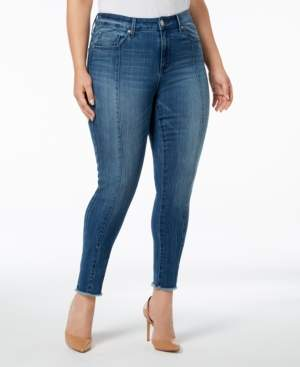 Seven7 Jeans Trendy Plus Size Skinny Jeans