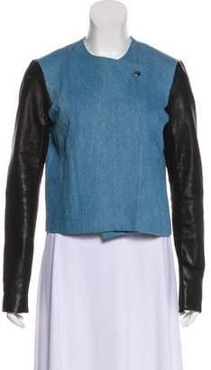 Veda Denim Casual Jacket w/ Tags