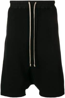 Rick Owens loose fitted Bermuda shorts