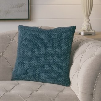 Laurèl Foundry Modern Farmhouse Coleharbor 100% Cotton Throw Pillow Foundry Modern Farmhouse