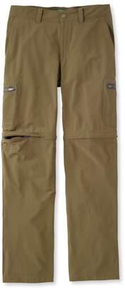L.L. Bean L.L.Bean Cresta Hiking Pants, Zip Off