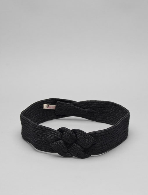 Nikki Jaggs Polly Belt in Black