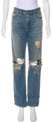 R 13 Classic High-Rise Jeans