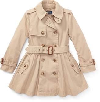 Ralph Lauren Cotton Trench Coat