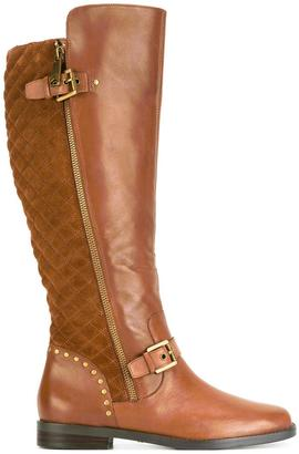 Lauren Ralph Lauren knee high boots $385.47 thestylecure.com