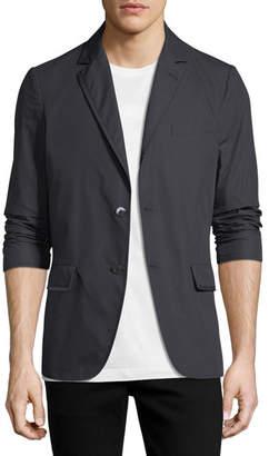 Salvatore Ferragamo Men's Lightweight Chino Two-Button Jacket