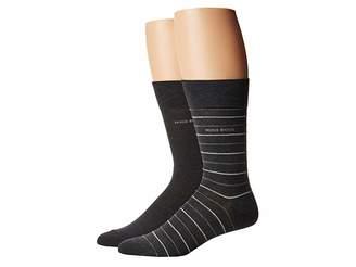 HUGO BOSS Fine Stripe 2-Pack Men's Underwear