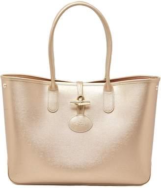 Longchamp 'roseau Metal' Bag