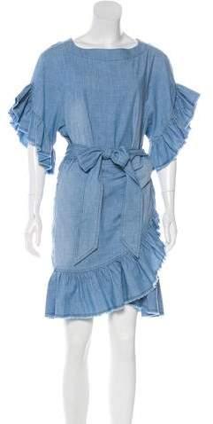Étoile Isabel Marant Denim Mini Dress
