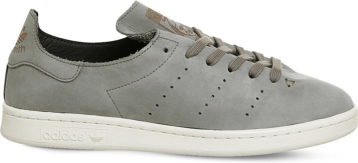 adidas Adidas Stan Smith Lea Sock leather trainers