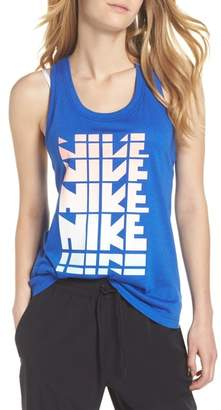 Nike Sportswear Logo Graphic Tank