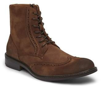 Kenneth Cole Unlisted, A Production Buzzer Wingtip Boot