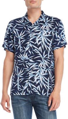 Nickel & Iron Leaf Short Sleeve Shirt