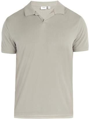 Onia Shaun short sleeve polo shirt